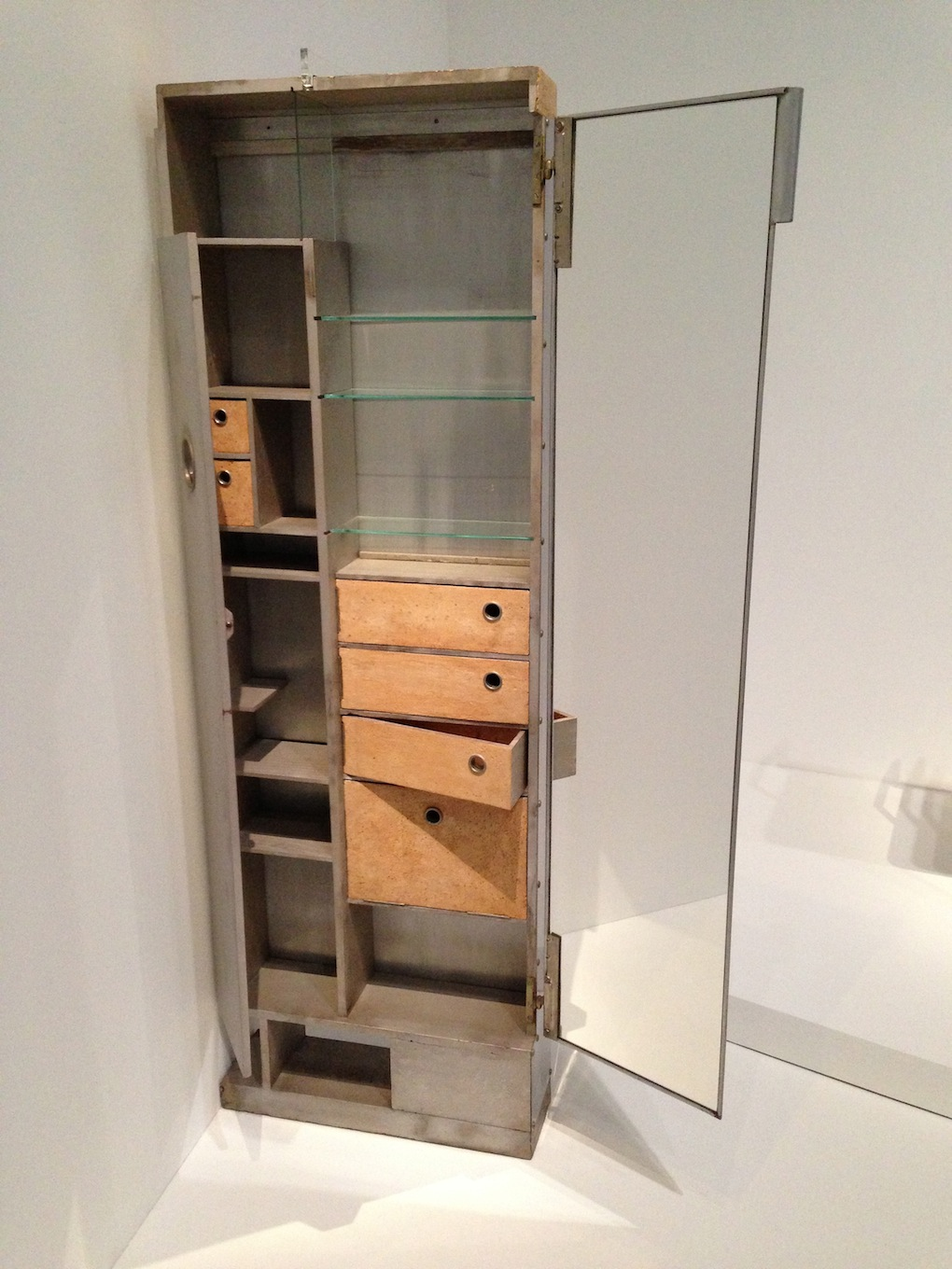 The Eileen Gray show at the Pompidou is extraordinary. If you\u0027re ...