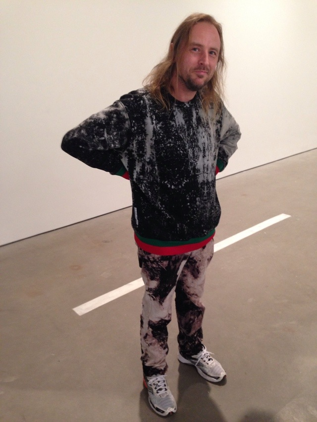 Sterling Ruby Has A New Show At Hauser Amp Wirth It